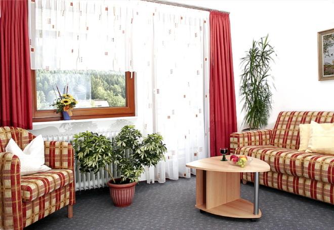 ferienwohnung schwarzwald baiersbronn obertal haus am br nnle 1. Black Bedroom Furniture Sets. Home Design Ideas